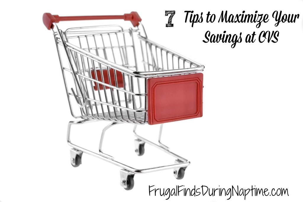 Use these seven tried and true tips to maximize your savings at CVS.
