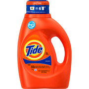 Stock up on Tide