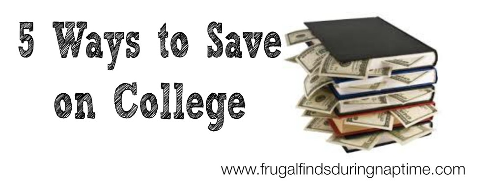 Save on college