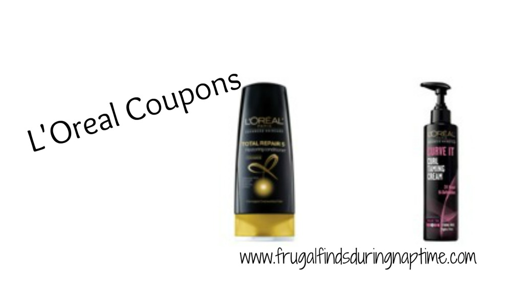 image relating to Loreal Printable Coupon named Contemporary Printable Discount coupons:: LOreal, Horizon, Even more - Frugal