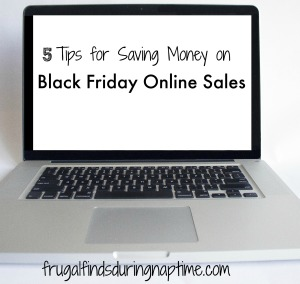 5 tips for saving money on black friday sales online