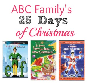 ABC Familys 25 Days of Christmas