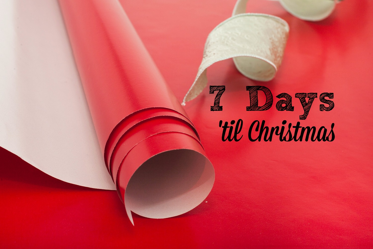 7 Days 'til Christmas. . . What's Left on Your List?? - Frugal ...
