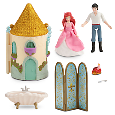 Ariel Mini Castle Play Set