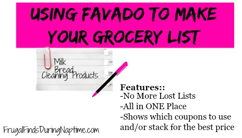 Gone are the days of scribbled on, lost, and tossed grocery lists! Make a grocery list, save it, email it, or make a list on your phone while at ball practice.  It keeps it ALL in ONE place! MUST have for ALL mamas!